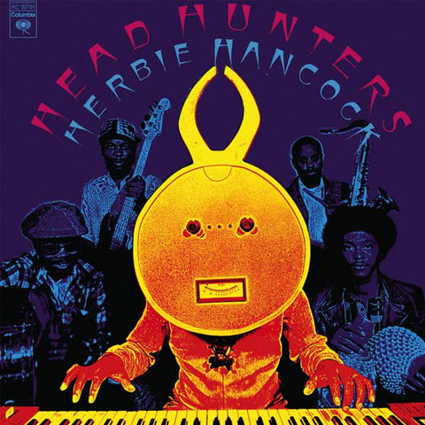 <b>Herbie Hancock </b><br><i>Head Hunters [2LP, 200 Gram, 45 RPM] </i>