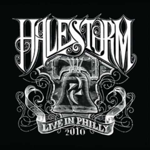 <b>Halestorm </b><br><i>Live In Philly 2010</i>
