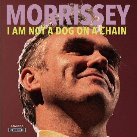 <b>Morrissey </b><br><i>I Am Not A Dog On A Chain [Indie-Exclusive Red Vinyl]</i>