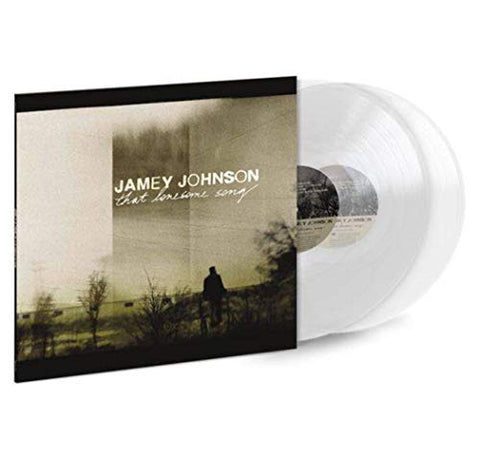 <b>Jamey Johnson </b><br><i>That Lonesome Song [Clear Vinyl]</i>