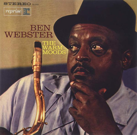<b>Ben Webster </b><br><i>The Warm Moods</i>