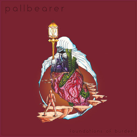 <b>Pallbearer </b><br><i>Foundations Of Burden</i>