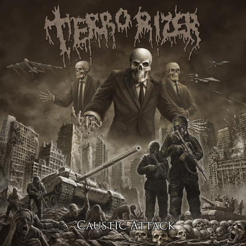 <b>Terrorizer </b><br><i>Caustic Attack</i>