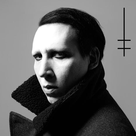 <b>Marilyn Manson </b><br><i>Heaven Upside Down</i>