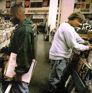 <b>DJ Shadow </b><br><i>Endtroducing.....</i>