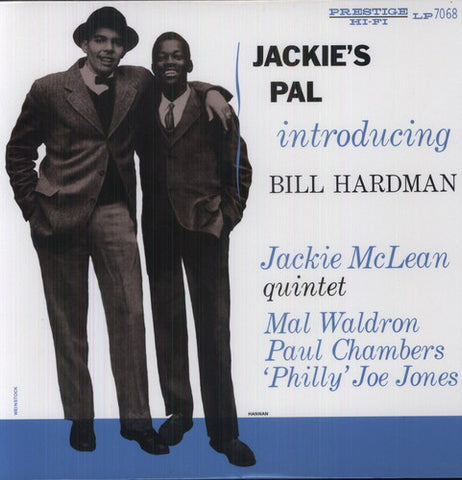 <b>Jackie McLean Quintet Introducing Bill Hardman </b><br><i>Jackie's Pal</i>