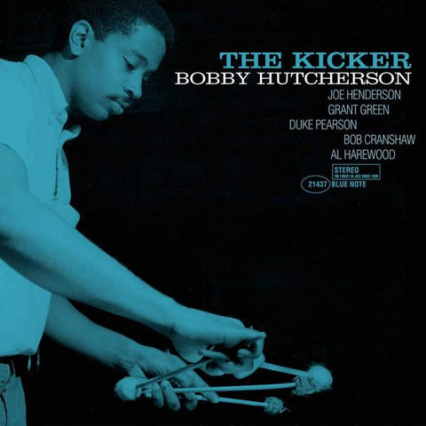 <b>Bobby Hutcherson </b><br><i>The Kicker [Blue Note Tone Poet Series]</i>