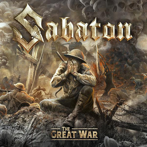 <b>Sabaton </b><br><i>The Great War [Indie-Exclusive Tan Vinyl]</i>