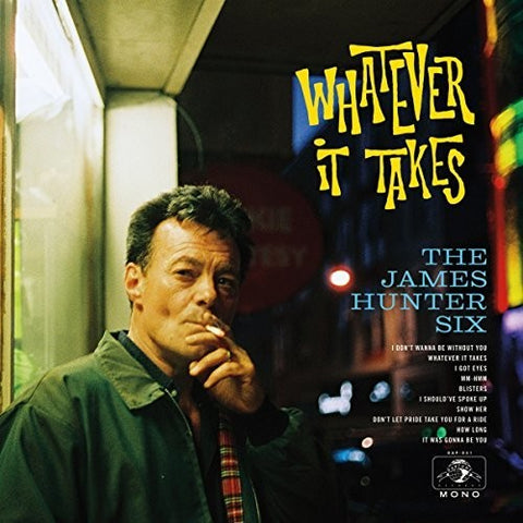 <b>The James Hunter Six </b><br><i>Whatever it Takes [Limited Color Vinyl]</i>