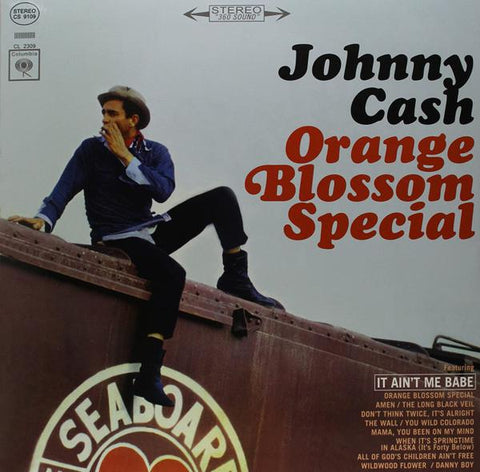 <b>Johnny Cash </b><br><i>Orange Blossom Special</i>