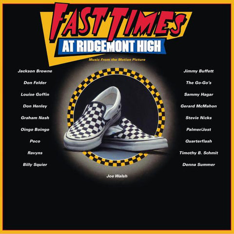 <b>Various </b><br><i>Fast Times At Ridgemont High  Music From The Motion Picture</i>