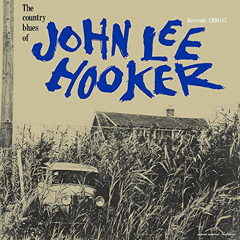 <b>John Lee Hooker </b><br><i>The Country Blues Of John Lee Hooker</i>