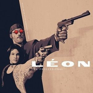<b>Eric Serra </b><br><i>Leon The Professional (Original Motion Picture Soundtrack By Eric Serra)</i>