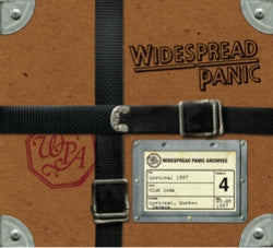 <b>Widespread Panic </b><br><i>Montreal 1997 [6LP Box Set] </i><br>Release Date : 12/13/2019