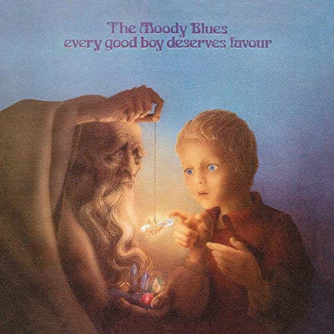 <b>The Moody Blues </b><br><i>Every Good Boy Deserves Favour</i>