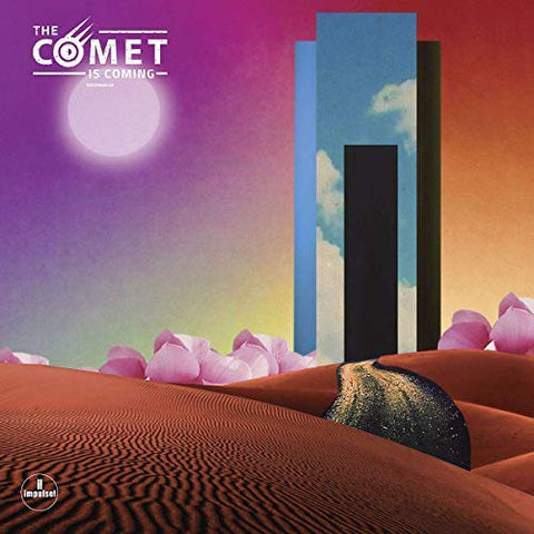 <b>The Comet Is Coming </b><br><i>Trust In The Lifeforce Of The Deep Mystery</i>