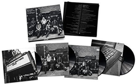 <b>The Allman Brothers Band </b><br><i>The 1971 Fillmore East Recordings</i>