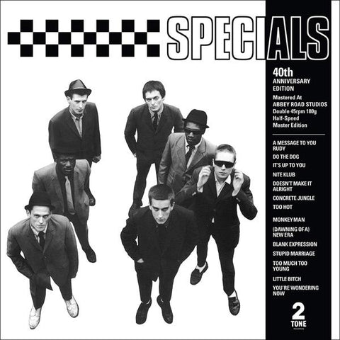 <b>Specials </b><br><i>Specials [Half-Speed Mastered, 2-lp 45 RPM]</i>