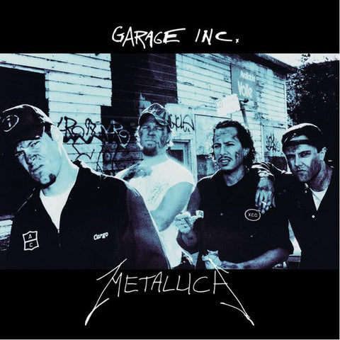 <b>Metallica </b><br><i>Garage Inc.</i>