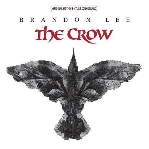 <b>Various </b><br><i>The Crow (Original Motion Picture Soundtrack) [2LP, 1 White / 1 Black Vinyl]</i>