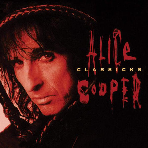 <b>Alice Cooper </b><br><i>Classicks [Red Vinyl]</i>