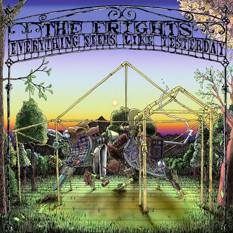 <b>The Frights </b><br><i>Everything Seems Like Yesterday</i>