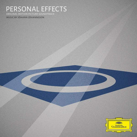 <b>Johann Johannsson </b><br><i>Personal Effects (Original Motion Picture Soundtrack)</i>
