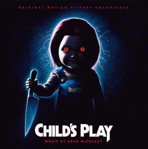<b>Joe Renzetti </b><br><i>Child's Play (Original MGM Motion Picture Soundtrack) [Colored Vinyl]</i>
