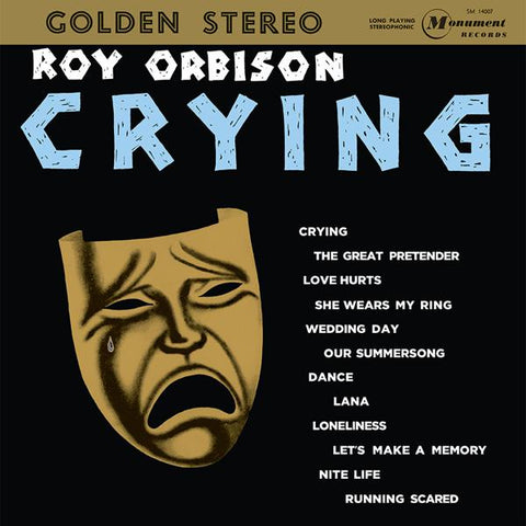 <b>Roy Orbison </b><br><i>Crying [2LP, 45RPM]</i>