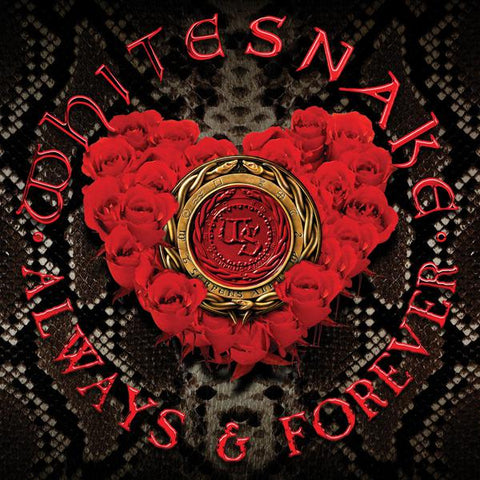 <b>Whitesnake </b><br><i>Always & Forever [Picture Disc]</i>