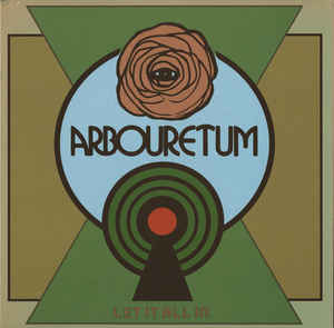 <b>Arbouretum </b><br><i>Let It All In [Indie-Exclusive Blue Vinyl]</i>