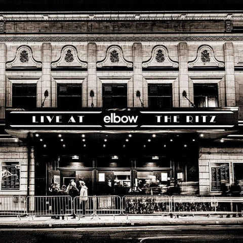 <b>Elbow </b><br><i>Live At The Ritz - An Acoustic Performance</i>