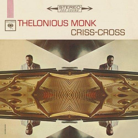 <b>Thelonious Monk </b><br><i>Criss-Cross</i>