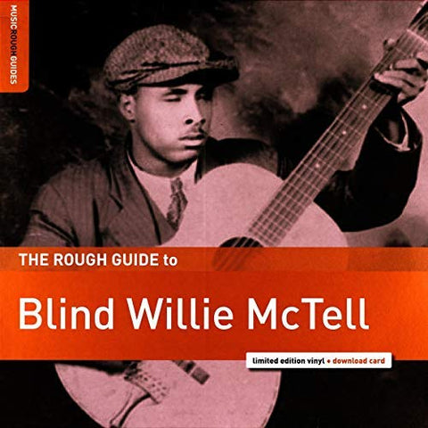 <b>Various </b><br><i>The Rough Guide To Blind Willie McTell</i>