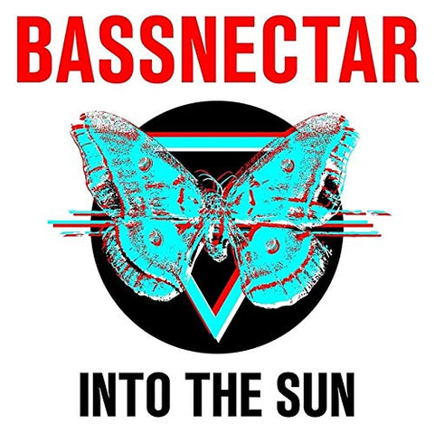 <b>Bassnectar </b><br><i>Into The Sun [Red & White Vinyl]</i>