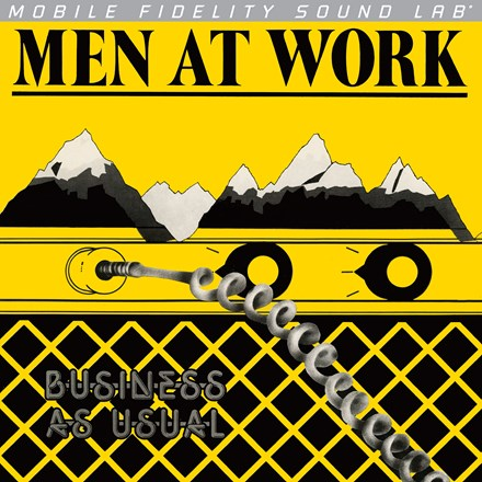 <b>Men At Work </b><br><i>Business As Usual</i>