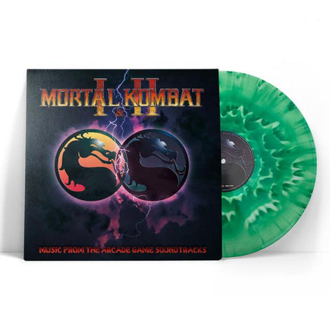 <b>Dan Forden </b><br><i>Mortal Kombat I & II (Music From The Arcade Game Soundtracks)</i>