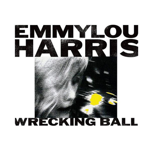 <b>Emmylou Harris </b><br><i>Wrecking Ball [ROCKtober 2020 Exclusive] [Clear Vinyl]</i>