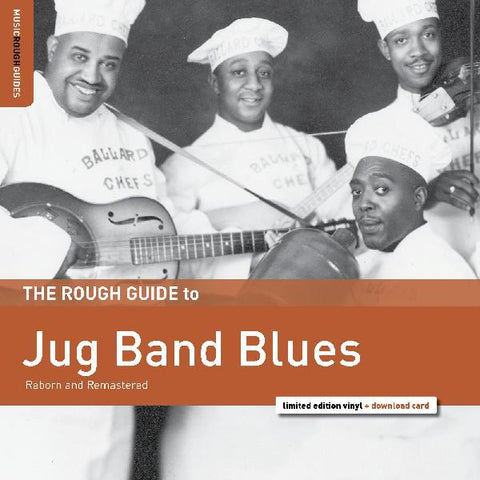 <b>Various Artists </b><br><i>Rough Guide To Jug Band Blues</i>