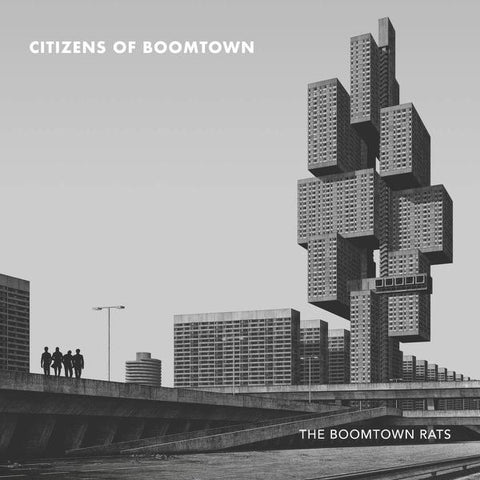 <b>The Boomtown Rats </b><br><i>Citizens Of Boomtown [Gold Vinyl]</i>