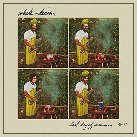 <b>White Denim </b><br><i>Last Day Of Summer [Colored Vinyl]</i>