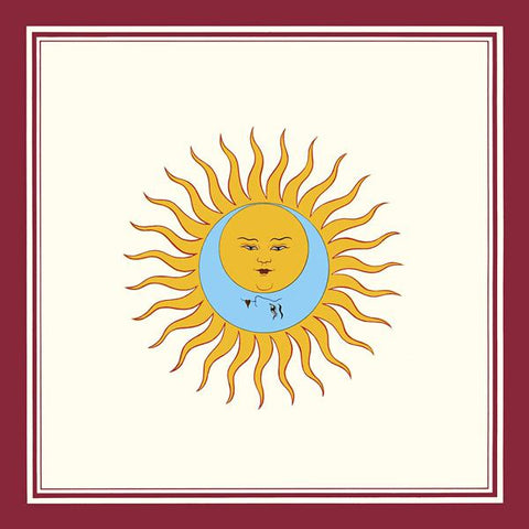 <b>King Crimson </b><br><i>Larks' Tongues In Aspic (Remixed By Steven Wilson & Robert Fripp) [Import] [200 Gram]</i>