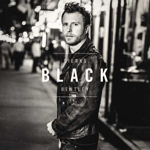 <b>Dierks Bentley </b><br><i>Black</i>