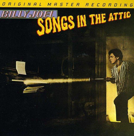 <b>Billy Joel </b><br><i>Songs In The Attic [SACD]</i>