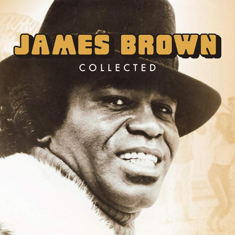 <b>James Brown </b><br><i>Collected [Import]</i>