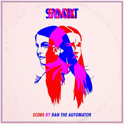 <b>Dan The Automator </b><br><i>Booksmart [Blue Vinyl]</i>