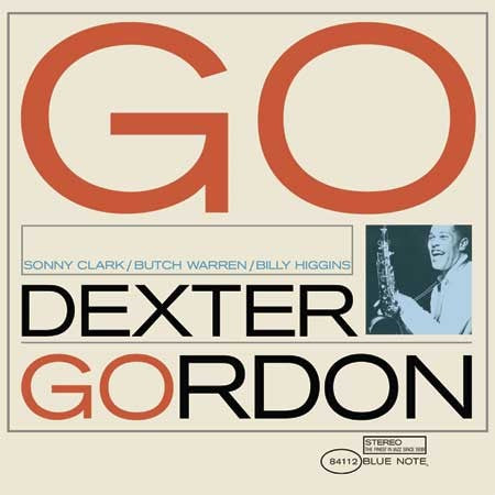 <b>Dexter Gordon </b><br><i>Go! [2LP, 45 RPM]</i>