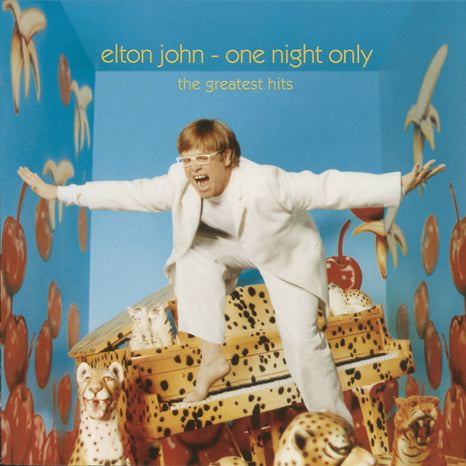 <b>Elton John </b><br><i>Greatest Hits - One Night Only</i>