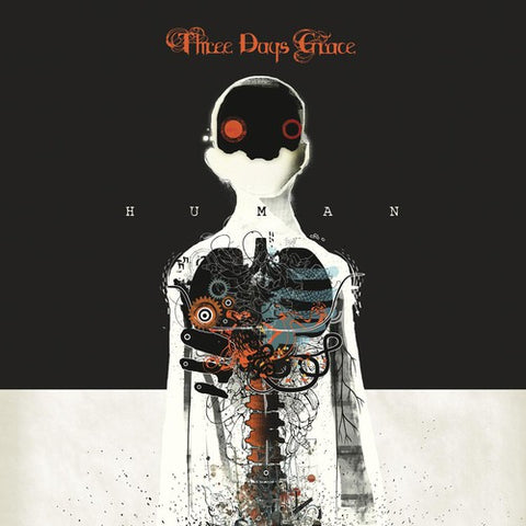 <b>Three Days Grace </b><br><i>Human</i>