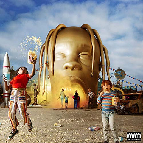 <b>Travis Scott </b><br><i>Astroworld</i>
